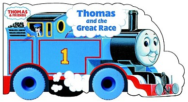 Thomas and the Great Race (Thomas & Friends)