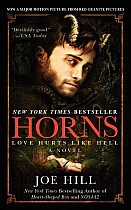 Horns. Movie Tie-In