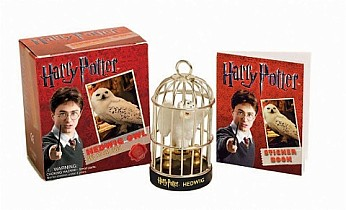 Harry Potter: Hedwig Owl and Sticker Kit [With Sticker(s)]