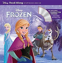 Disney Frozen: Read-Along. Book + CD