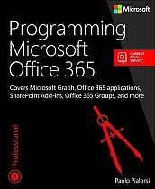 Programming Microsoft Office 365 (includes Current Book Serv