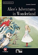 Alice's Adventures in Wonderland. Buch + Audio-CD
