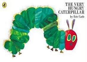 The Very Hungry Caterpillar. Book & CD