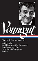 Kurt Vonnegut: Novels & Stories 1963-1973 (Loa #216): Cat's Cradle / Rosewater / Slaughterhouse-Five / Breakfast of Champions