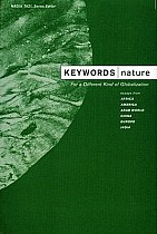 Keywords: Nature: For a Different Kind of Globalization