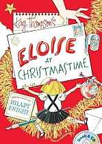 Eloise at Christmastime: Book & CD