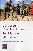 U.S. Special Operations Forces in the Philippines, 2001 2014