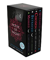 House of Night Boxed Set