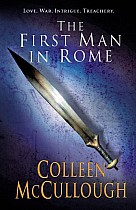 McCullough, C: First Man In Rome