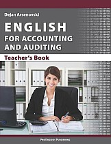English for Accounting and Auditing: Teacher's Book