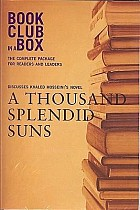 Bookclub in a Box Discusses Khaled Hosseini's Novel a Thousand Splendid Suns