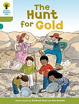 Oxford Reading Tree:Level 7: More Stories A: the Hunt for Gold
