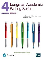Longman Academic Writing Series 4 SB with Online Resources