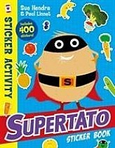 Supertato Sticker Book