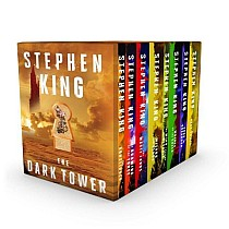 BOXED-DARK TOWER 8-BK BOXED S