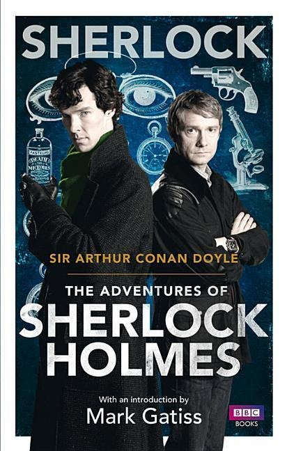 Sherlock: The Adventures of Sherlock Holmes. TV Tie-In