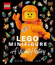 LEGO(R) Minifigure A Visual History New Edition (Library Edition)