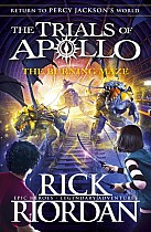 The Trials of Apollo - The Burning Maze