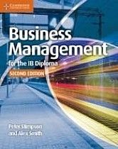 Business Management for the IB Diploma Coursebook