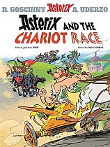 Asterix 37. Asterix and the Chariot Race