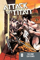 Attack on Titan: Volume 08