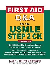 First Aid Q&A for the USMLE Step 2 CK