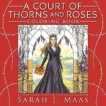 A Court of Thorns and Roses Coloring Book