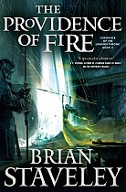 The Providence of Fire: Chronicle of the Unhewn Throne, Book II