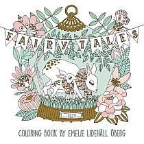 Fairy Tales Coloring Book