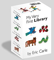 My Very First Library: My Very First Book of Colors, My Very First Book of Shapes, My Very First Book of Numbers, My Very First Books of Word
