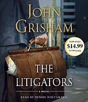The Litigators (audiobook)