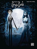 Tim Burton's Corpse Bride: Piano/Vocal/Chords