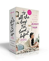 The To All the Boys I've Loved Before Paperback Collection