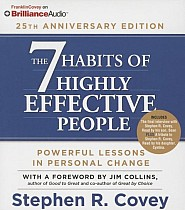 The 7 Habits of Highly Effective People (audiobook)