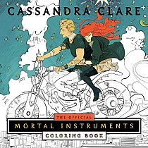 The Mortal Instruments Coloring Book