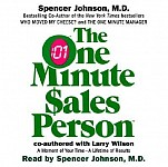 The One Minute Salesperson (audiobook)