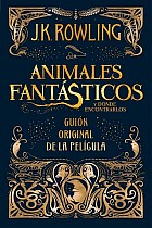 Animales Fantasticos y Donde Encontrarlos-Guion Cinematografico