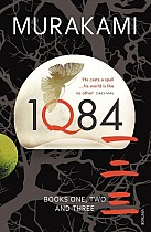 1Q84: Books 1 and 2 and 3