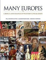 Many Europes with Connect Plus Access Code: Choice and Chance in Western Civilization