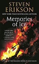 Malazan Book of the Fallen 03. Memories of Ice