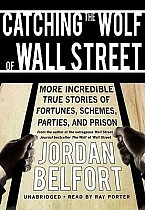Catching the Wolf of Wall Street: More Incredible True Stories of Fortunes, Schemes, Parties, and Prison (audiobook)