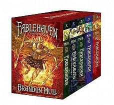 Fablehaven: Complete Set (Boxed Set)