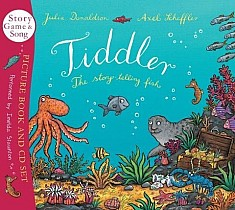 Tiddler Book. Book + CD