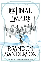 Mistborn 1.The Final Empire