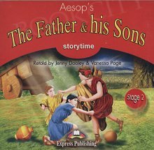 The Father & his Sons Audio CD