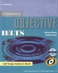 Objective IELTS Advanced Self-study Student's Book with CD-ROM