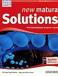 new matura Solutions Pre-Intermediate Student's Book (wydanie egzaminacyjne Matura 2015)