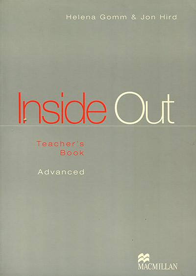 Inside Out Advanced książka nauczyciela