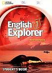 English Explorer 1 Podręcznik (angielska edycja)