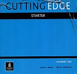 Cutting Edge NEW Starter Student's CD